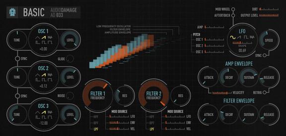 Audio Damage Basic