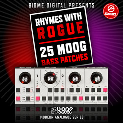 Biome Digital Rhymes with Rogue - Bass