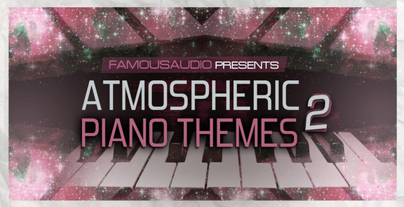 Famous Audio Atmospheric Piano Themes 2