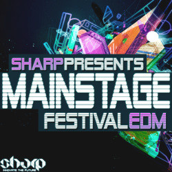 Sharp Mainstage Festival EDM