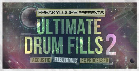 Freaky Loops Ultimate Drum Fills 2