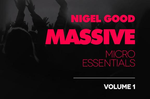 Nigel Good Massive Micro Essentials Vol 1