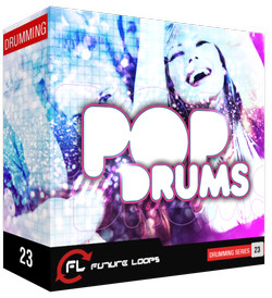 Future Loops Pop Drums