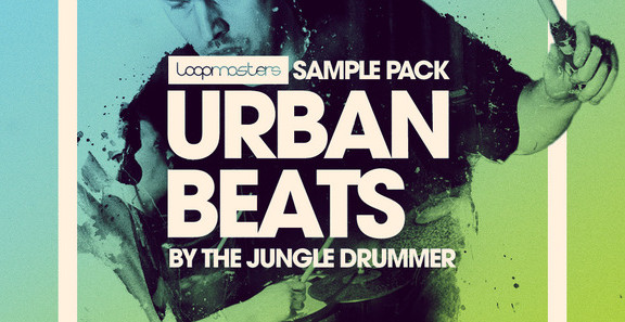 The Jungle Drummer Urban Beats