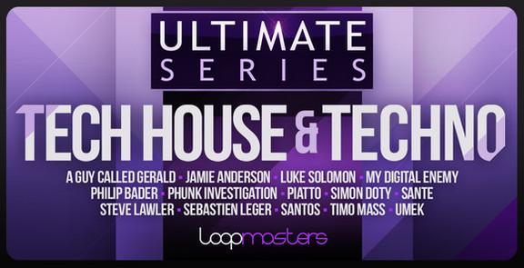 Ultimate Tech House & Techno