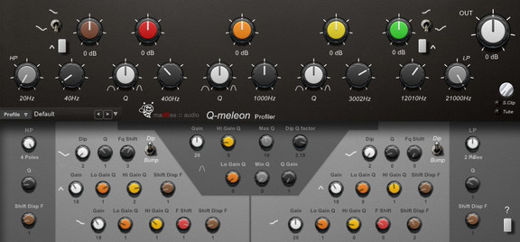 Madbee Audio Q-meleon Profiler