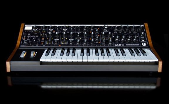 Moog Sub 37 Bob Moog Tribute