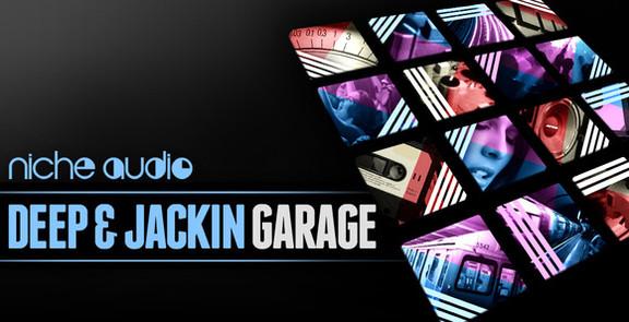 Niche Audio Deep & Jackin Garage