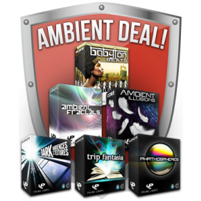 Prime Loops Ambient Producer Bundle Deal