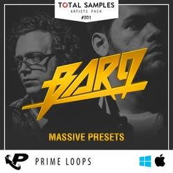Prime Loops BAR9: Massive Presets