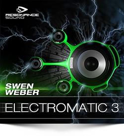 Swen Weber Electromatic 3