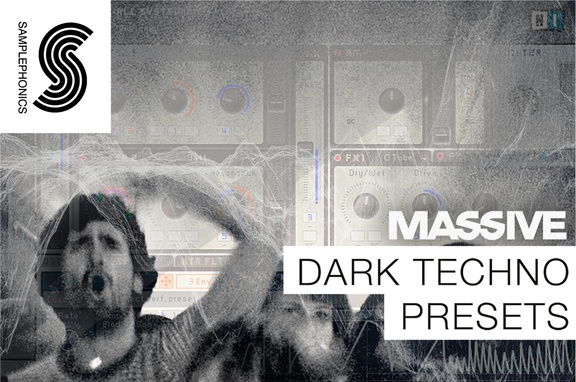 Samplephonics Massive Dark Techno Presets