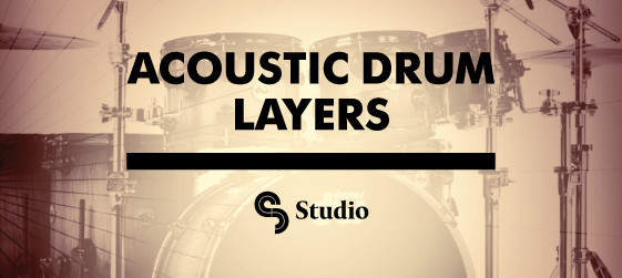 Sample Magic Acoustic Drum Layers