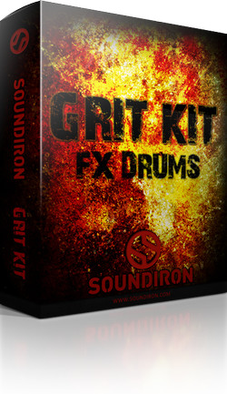 Soundiron Grit Kit