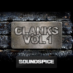SoundSpice Clanks Vol 1