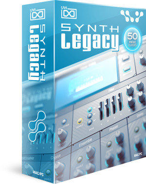 UVI Synth Legacy