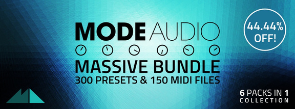 ModeAudio Massive Bundle