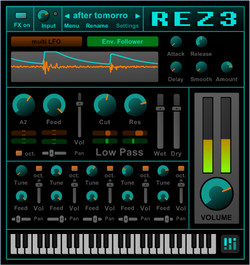 Z3 Audiolabs Rez3