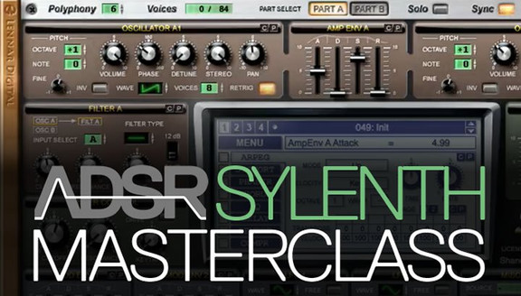 ADSR Sylenth Masterclass