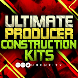 Audentity Ultimate Producer Construction Kits
