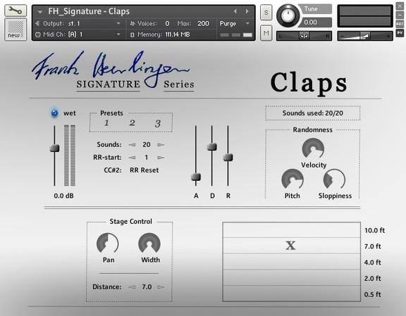 Audiowiesel Snaps & Claps