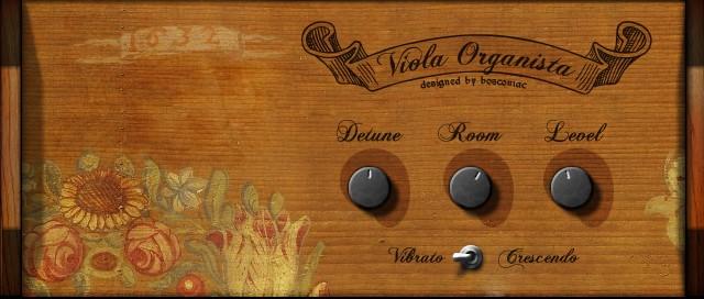 Boscomac Viola Organista