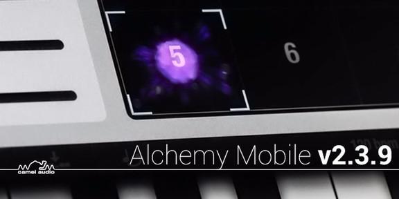 Camel Audio Alchemy Mobile