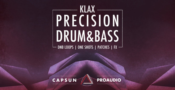 Klax - Precision Drum & Bass