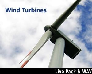Detunized Wind Turbines