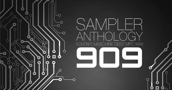 Fingerpushers Sampler Anthology 909