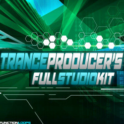 Funtion Loops Trance Producer's Full Studio Kit