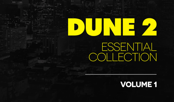DUNE 2 Essential Collection Volume 1