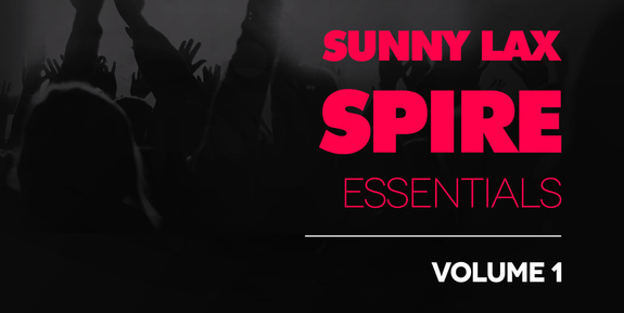 Sunny Lax Spire Essentials Vol 1