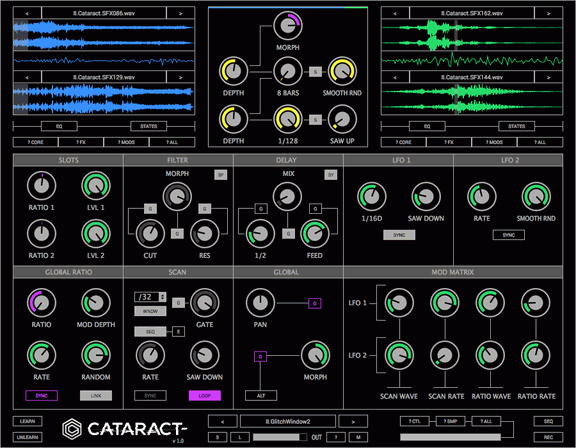 Glitchmachines Cataract