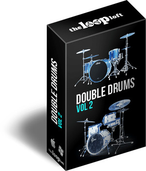 The Loop Loft Double Drums Vol 2