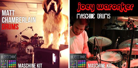Matt Chamberlain / Joey Waronker Maschine Kits