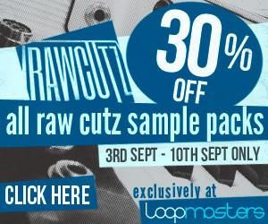 Raw Cutz Sampler