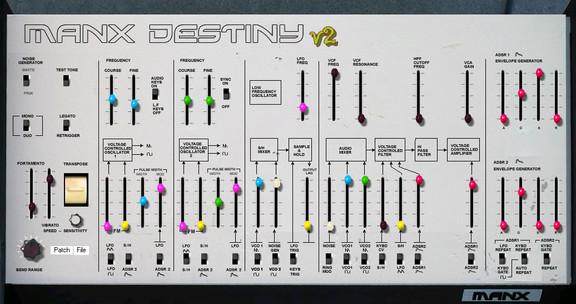 Manx Destiny 2.0