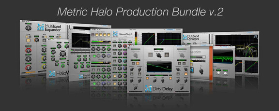 Metric Halo Production Bundle v2