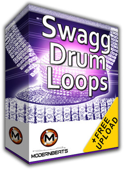 Modern Beats Swagg Drum Loops