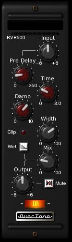 Overtone DSP RVB500