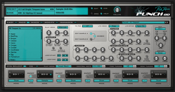 Rob Papen Punch-DB