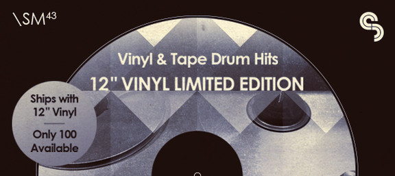 Vinyl & Tape Drum Hits: Limited Vinyl Edition