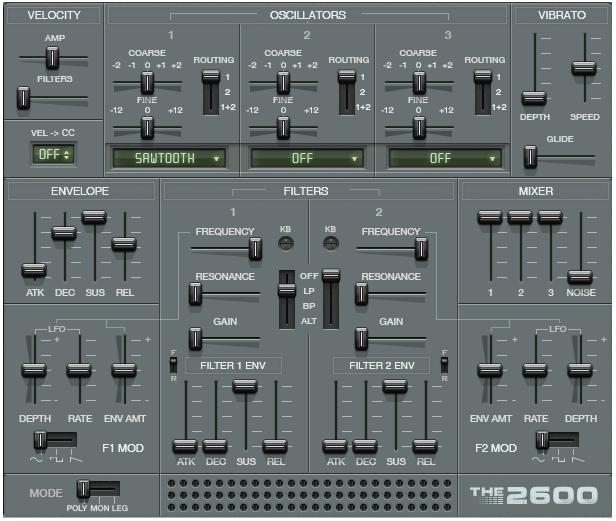 Soundsdivine The 2600