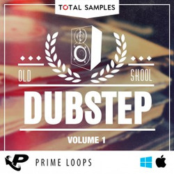Total Samples Old Skool Dubstep