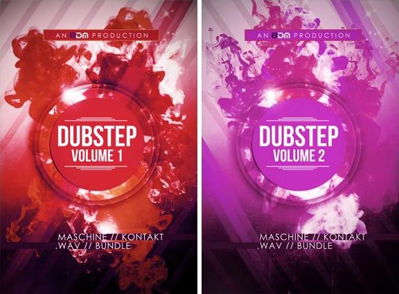 8DM Dubstep Vol 1 & 2