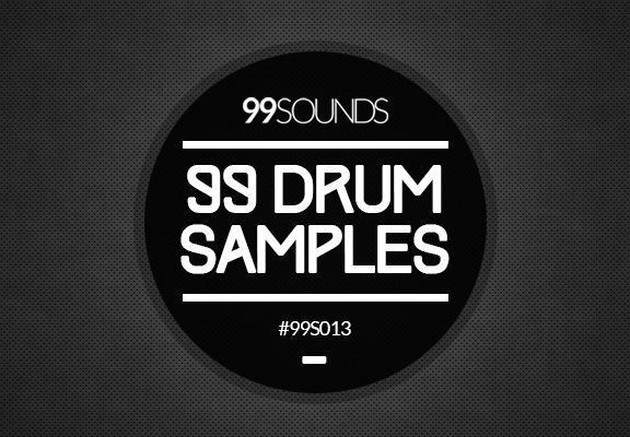 99Sounds 99 Drum Samples