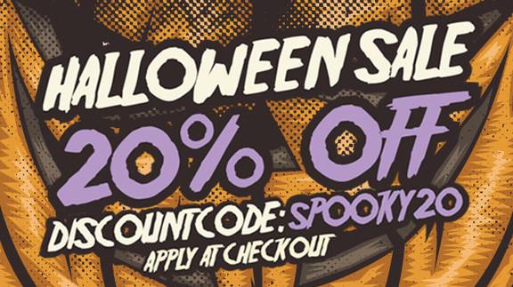 Abletunes Halloween Sale
