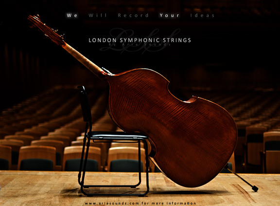 Aria Sounds London Orchestral Strings