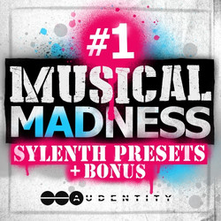 Audentity #1 Musical Madness